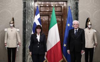 sakellaropoulou-meets-italian-counterpart-in-rome
