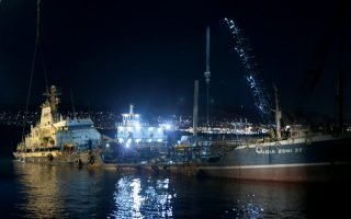 destructive-agia-zoni-ii-tanker-pulled-up-from-seabed