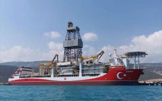 turkish-drill-ship-south-of-kastellorizo-as-athens-says-6-nautical-miles-a-red-line