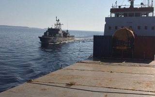 greek-authorities-intercept-ship-stacked-with-arms-for-libya