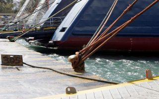 high-winds-halt-ferry-services-to-zakynthos-cephalonia