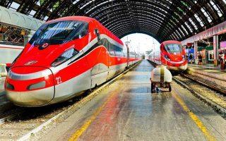 silver-arrow-high-speed-train-makes-test-run-in-thessaloniki