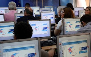 despite-the-stakes-at-euro-polls-focus-in-greece-is-on-challenges-at-home0