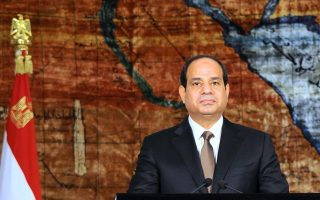 egyptian-leader-sisi-in-athens-to-meet-tsipras-and-for-trilateral-talks-with-cyprus