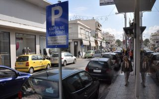 free-parking-in-athens-to-limit-use-of-public-transportation