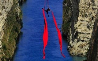 aerial-dancer-hovers-over-corinth-canal