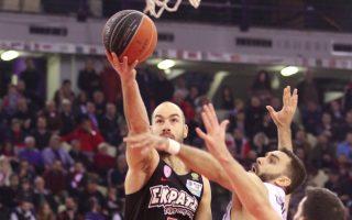 spanoulis-maintains-olympiakos-on-top-of-basket-league