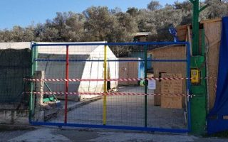 fire-destroys-refugee-ngo-s-facilities-on-lesvos