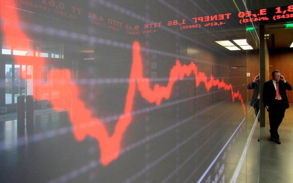 ΧΑ: Το Bourse βλέπει τα πρώτα κέρδη να εξατμίζονται