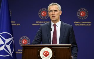 nato-chief-hopes-greece-turkey-can-negotiate-differences