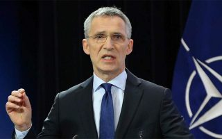 greece-and-turkey-must-sort-out-differences-bilaterally-nato-chief-says