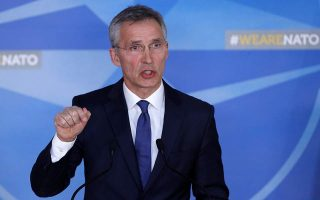 nato-chief-to-visit-greece-and-turkey