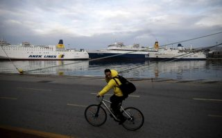 no-ferries-for-two-days-and-seamen-walk-off-the-job