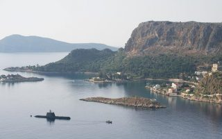 greece-complains-to-nato-over-turkish-submarines-in-aegean
