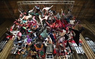 british-artist-hangs-refugees-amp-8217-clothing-in-canterbury-church-to-highlight-crisis