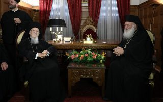 archbishop-patriarch-bury-the-hatchet