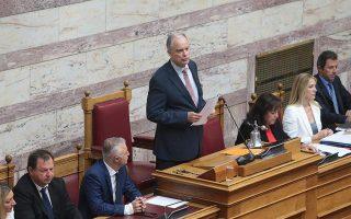 greek-parliament-speaker-expresses-condolences-for-turkey-quake-victims
