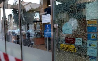 attack-on-tavros-post-office-and-syriza-branch