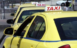 athens-taxi-services-to-be-disrupted-on-tuesday-afternoon