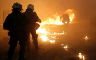 new-protests-in-athens-thessaloniki-on-anniversary-of-teen-amp-8217-s-shooting