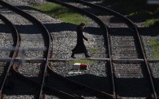 greek-railway-workers-taxi-drivers-stage-strikes