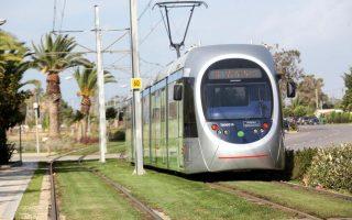 athens-tram-disruption-on-sunday