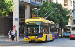 trolley-bus-stoppage-for-5-hours-on-wednesday