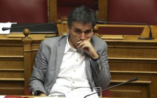 greece-will-have-a-amp-8216-major-problem-amp-8217-if-logjam-not-eased-says-tsakalotos