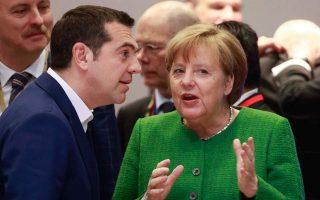 merkel-reassures-tsipras-of-support-regarding-turkish-aggression-in-aegean