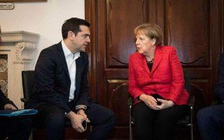 merkel-speaks-with-tsipras-zaev-over-fyrom-name-talks