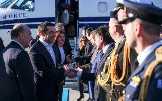 greek-premier-arrives-in-turkey-for-two-day-visit