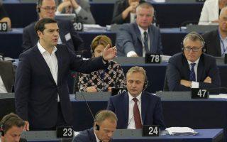 greek-pm-tells-eu-parliament-will-reform-for-aid