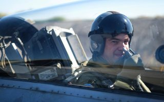 tsipras-takes-f-16-flight-over-northern-aegean