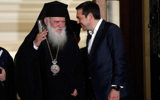 tsipras-meets-with-ieronymos-amid-fyrom-name-talks