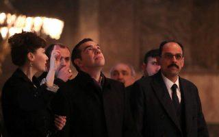 greek-pm-visits-hagia-sophia-in-istanbul