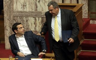 party-leaders-to-clash-over-kammenos-in-monday-showdown