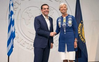 imf-chief-calls-for-implementation-of-greek-program-debt-relief
