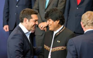 bolivia-s-morales-to-visit-athens-on-thursday