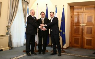 greece-cyprus-israel-to-broaden-collaboration-in-energy-civil-protection
