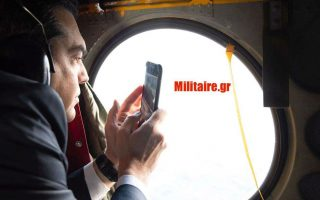 photos-released-of-greek-pm-aboard-chinook-harassed-by-turk-jets