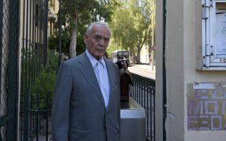 former-socialist-defense-minister-tsochatzopoulos-in-hospital