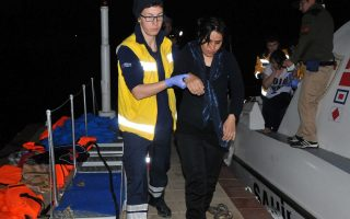 five-iranians-afghans-drown-trying-to-reach-greece