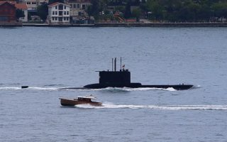 turkish-subs-in-aegean-amp-8216-unacceptable-tactic-amp-8217-vitsas-says