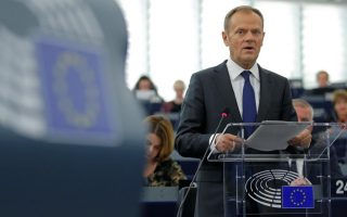 eu-amp-8217-s-tusk-warns-of-hostile-foreign-funded-parties-ahead-of-vote