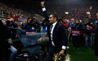 olympiakos-snatches-point-from-barcelona-on-special-night-for-valverde