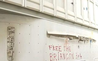 vandalism-attack-on-french-institute-leads-to-one-arrest