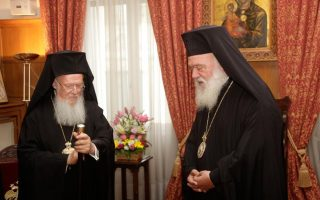 archbishop-and-patriarch-to-meet-in-viotia-on-may-23