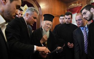 fyrom-church-seeks-to-join-ecumenical-patriarchate-as-archbishopric-of-ohrid