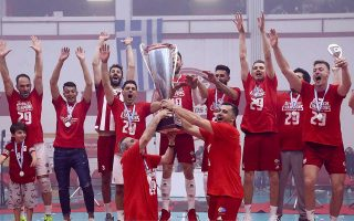 olympiakos-retains-volley-league-crown