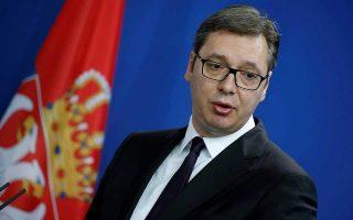 serbian-president-heads-delegation-on-athens-visit